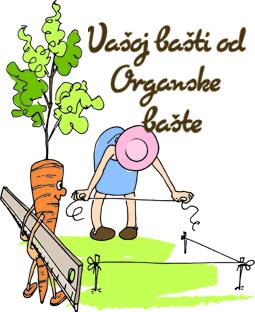Organska bašta - Snežana Ognjenović